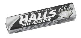 HALLS EXTRA FUERTE S A 20U KRAFT