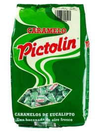 CARAMELOS PICTOLIN MENTA 1KG
