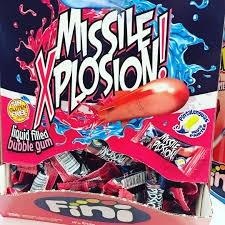 FINIGUM  MISSILE EXPLOSION 200U FINI