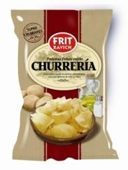 PATATAS FRITAS ESTILO CHURRERIA 160GR