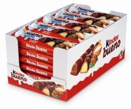 CHOCOLATINA KINDER BUENO 30UD
