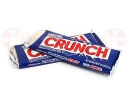CHOCOLATINA CRUNCH 40GR