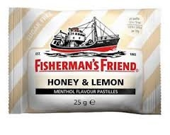 CARAMELOS FISHERMAN  S MIEL SIN AZ  CAR