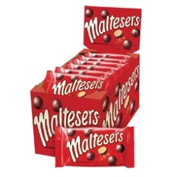 CHOCOLATINA MALTESER 25U CHOCOLATE