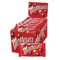 CHOCOLATINA MALTESER 25U CHOCOLATE