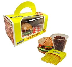 SWEET CANDY DEAL 1U  MENU BURGUER 18u