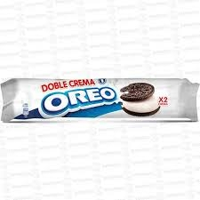 OREO DOBLE CREMA 185GR 1U