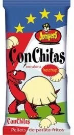 CONCHITAS KETCHUPS 30U JUMPER
