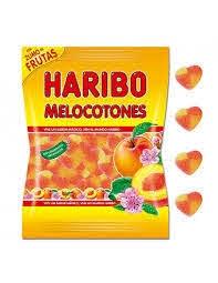 DISP MELOCOTONES 30U 40GR HARIBO