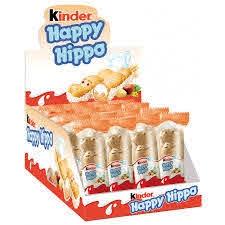 HAPPY HIPPO 28U KINDER