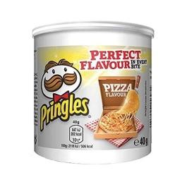 PRINGLES PIZZA 12 40GR