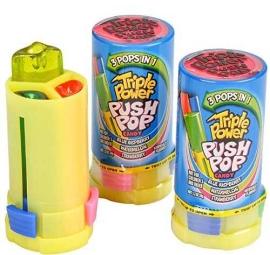PUSH POP TRIPLE 12U  DISGO