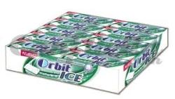 CHICLES ORBIT ICE HIERBABUENA 10U