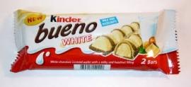 CHOCOLATINA KINDER BUENO WHITE 30UD