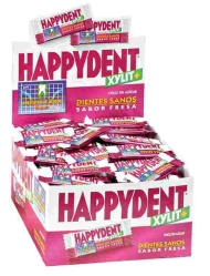 CHICLES HAPPYDENT FRESA 200U
