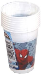 VASO SPIDERMAN 8U INVERCAS