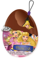 EGG PRINCES  24U BIP CANDY
