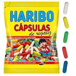MILE CAPSULAS 18U 80GR HARIBO