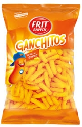 SNACKS GANCHITO 100GR