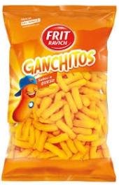 SNACKS GANCHITO 100GR
