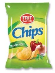 CHIPS EST.MEDITE (AL) 150GR FRIT