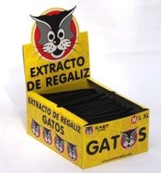 EXTRACTO REGALIZ GATO M 400U