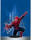 MANTEL SPIDERMAN 120 180CM 1U INVERCAS