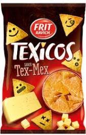 SNACKS TEXICOS TEX MEX 130GR