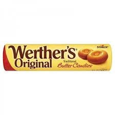 CARAMELOS WERTHER STICK SIN AZ  CAR 24 UNID