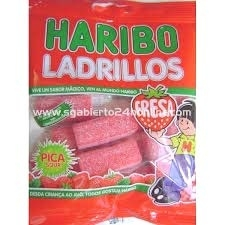 GOMITAS LADRILLOS PICA 100GR HARIBO