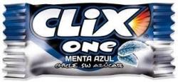 CHICLES CLIX AZUL MENTA 200U