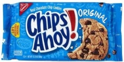 GALLETAS CHIPS AHOY 12U 128GR