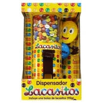 DISPENSADOR LACASITOS 190GR