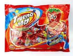 TRUENO POP 200U INTER DULCE