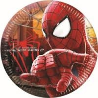 PLATO SPIDERMAN 10U INVERCAS