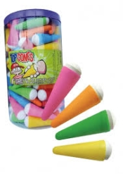 TOP CONES 150U(REFRESQUITO) TOP CANDY