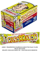 PASARRATOS 10u CHURRUCA