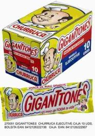 GIGANTONES 10u CHURRUCA