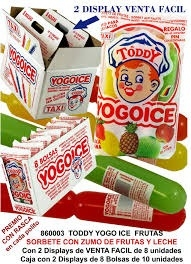 YOGO ICE 8  10U CHURRUCA  POLO