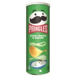 PRINGLE verde 1*18*165GR FRIT