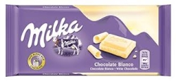 TABLETA MILKA CHOCOLATE BLANCO 22UD