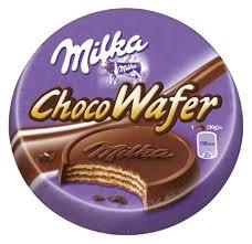 GALLETAS MILKA CHOCOWAFFER 30U
