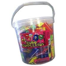 MINI CUBO CUMPLEA  OS 750K JL