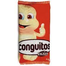 CONGUITOS BLANCO 70g